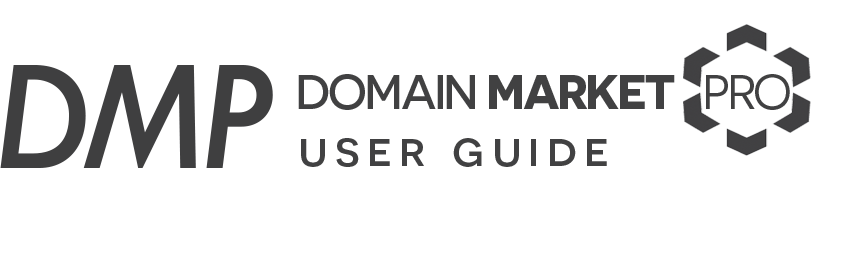 Domain Market Pro - domainer software